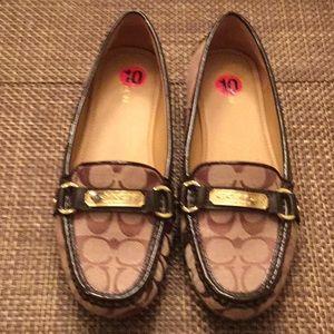 Women COACH Loafers
